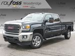 2017 GMC Sierra 2500  SLE BACKUP CAM, 4X4, NAV in Woodbridge, Ontario
