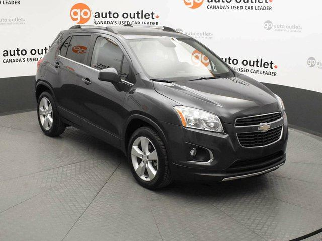2013 CHEVROLET TRAX LTZ All-wheel Drive in Red Deer, Alberta