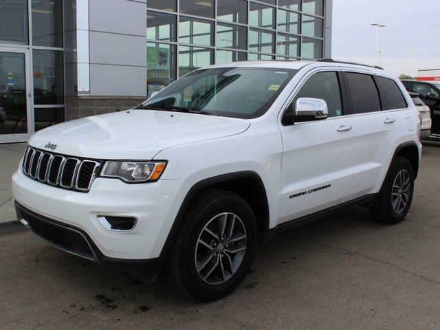 2017 JEEP GRAND CHEROKEE Limited in Peace River, Alberta