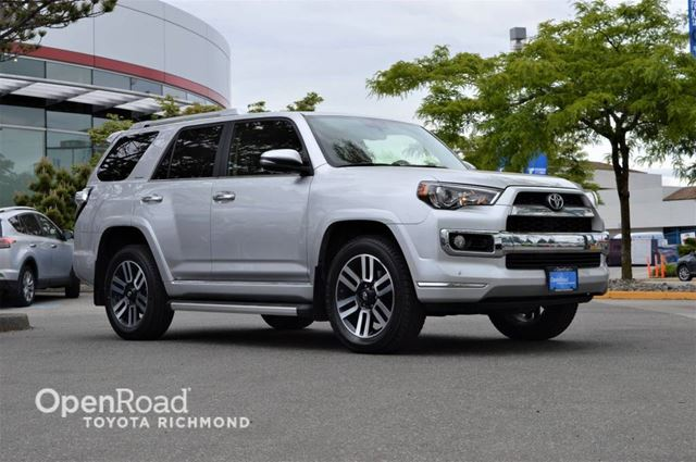 2015 TOYOTA 4Runner SR5 in Richmond, British Columbia