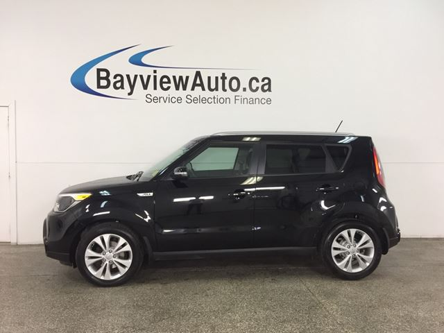 2015 KIA SOUL EX - ALLOYS! HEATED STS! BLUETOOTH! CRUISE! in Belleville, Ontario