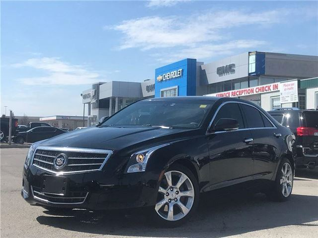 2014 CADILLAC ATS 2.5L Luxury 2.5L Luxury, NAV, ONE OWNER, NO ACCIDENTS in Newmarket, Ontario