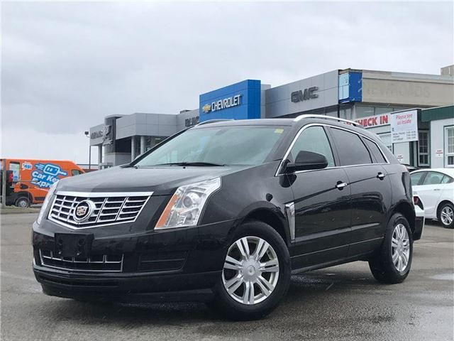 2015 CADILLAC SRX Luxury Luxury, AWD, NAV, ONE OWNER, NO ACCIDENTS in Newmarket, Ontario
