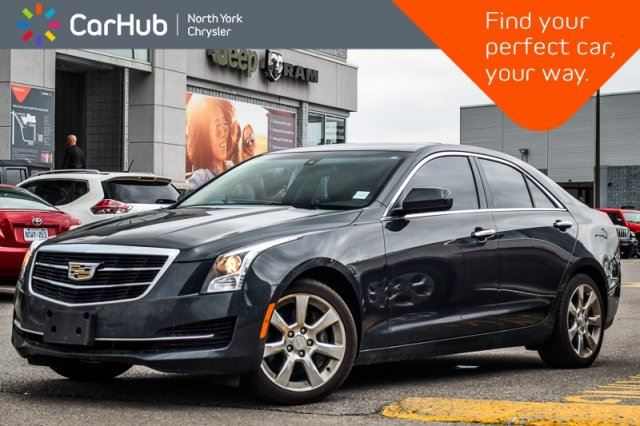2015 CADILLAC ATS AWD Cadillac CUE & Surround Sound Pkg BOSE 17Alloys in Thornhill, Ontario