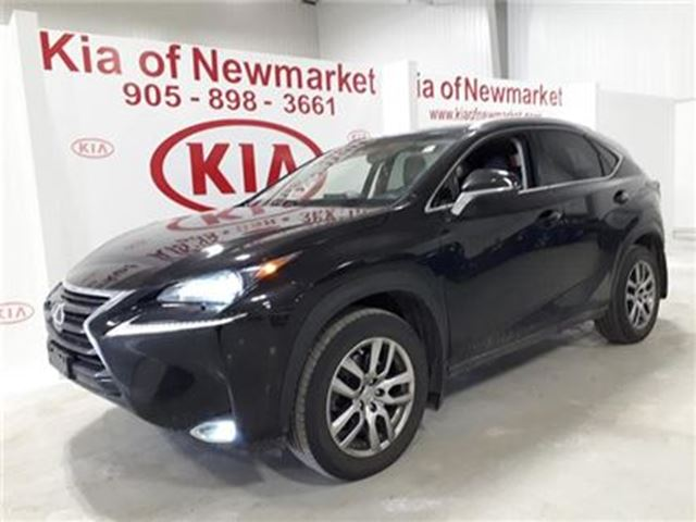 2015 LEXUS NX 200T Low Kms ~ Local Trade ~ Great History in Newmarket, Ontario