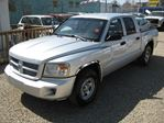 2008 Dodge Dakota ST 4x4 Crew Cab 5'5 Bed 131.3 in. WB in Edmonton, Alberta
