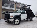 2010 Ford F-550  XL Dompeur, 65 493 km seulement !! in Sainte-Marie, Quebec