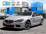 2015 BMW 6 Series Xdrive Gran Coupe in Toronto, Ontario