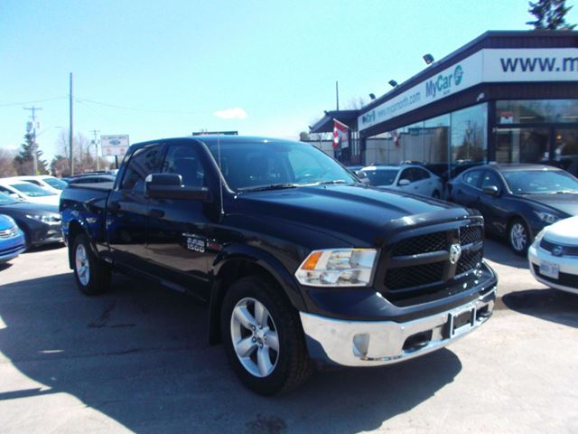 2015 DODGE RAM 1500 SLT OUTDOORSMAN, NAV  in North Bay, Ontario