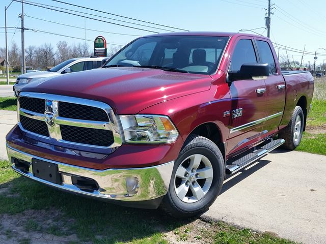 2016 Dodge RAM 1500 SLT 4x4 in Fort Erie, Ontario