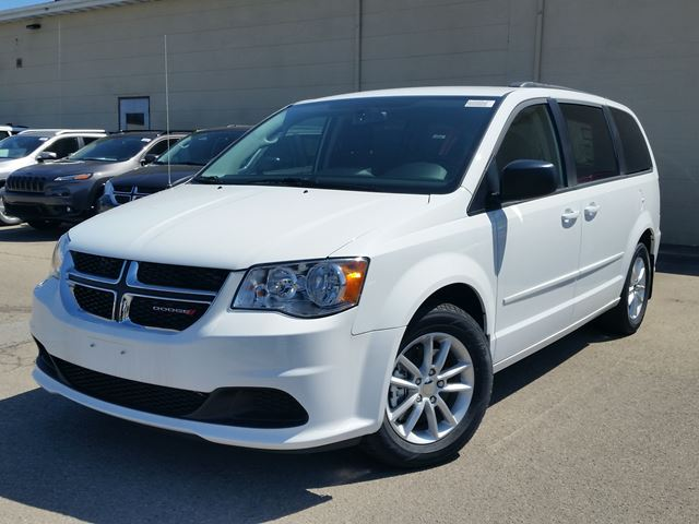 2017 Dodge Grand Caravan SXT Stow N Go  in Fort Erie, Ontario