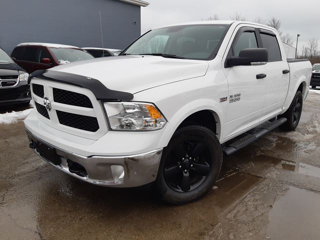 2017 Dodge RAM 1500 Outdoorsman 4x4 in Fort Erie, Ontario