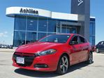 2013 Dodge Dart Rallye, Alloys, Navigation, Turbo in Milton, Ontario