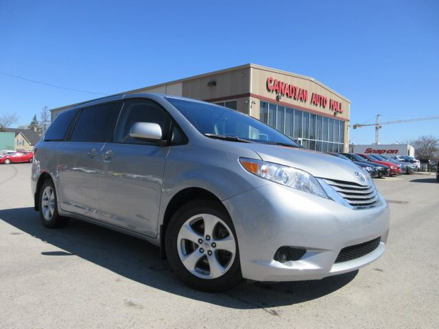 2016 TOYOTA Sienna LE, 8 PASS, HTD. SEATS, BT, CAMERA! in Stittsville, Ontario