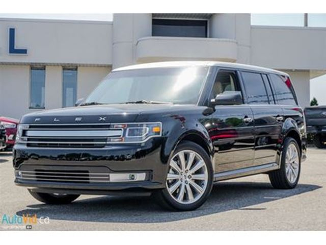 2018 FORD Flex LIMITED AWD  0% 60 MONTHS  $1000 COSTCO REBATE in Cambridge, Ontario