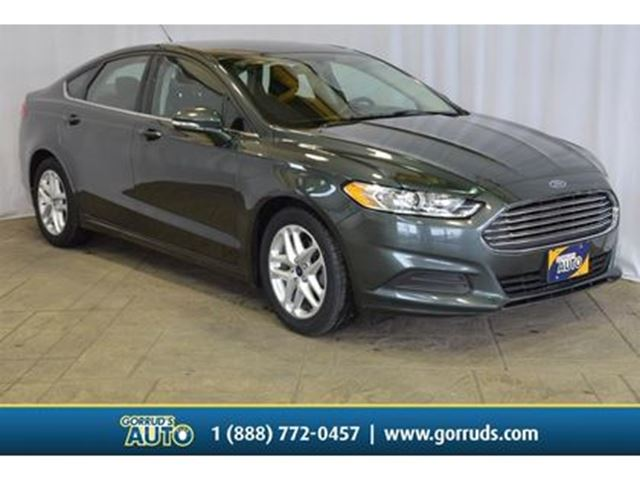 2015 FORD Fusion SE/FWD/CAMERA/POWER SEAT/BLUETOOTH/NEW TIRES in Milton, Ontario