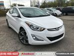 2016 Hyundai Elantra GLS   ROOF   CAM   HEATED SEATS in London, Ontario