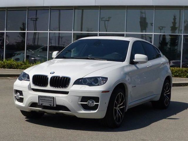 2012 BMW X6 xDrive35i in North Vancouver, British Columbia