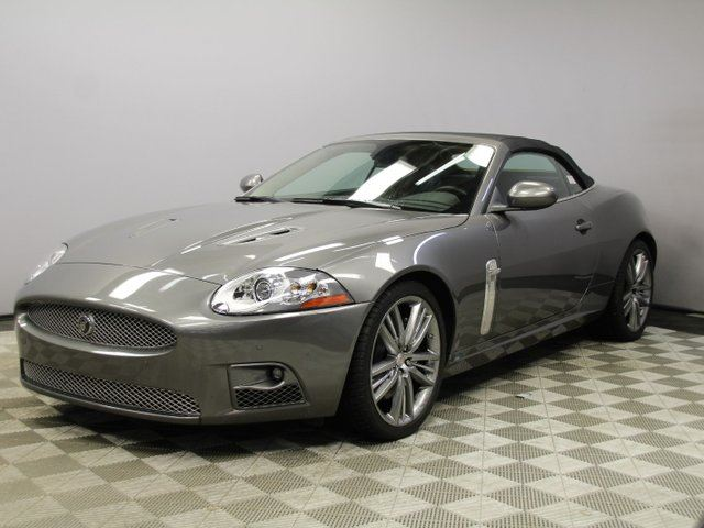 2009 JAGUAR XK SERIES XKR XKR Portfolio Convertible Supercharged - Local 2nd Owner Trade In | No Accidents | Very Well Looked After | Exclusive Wheels/Trim/Treadplates/Grill | 420 HP | Bluetooth | Power/Memory Front Seats | Adaptive Cruise Control | Navigation | R Steering Wh in Edmonton, Alberta