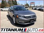 2015 Volkswagen Passat Highline+GPS+Camera+Sunroof+Heated Leather Seats++ in London, Ontario