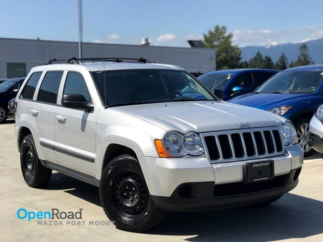 2008 JEEP GRAND CHEROKEE Laredo A/T 4WD No Accident Local Bluetooth AUX  in Port Moody, British Columbia