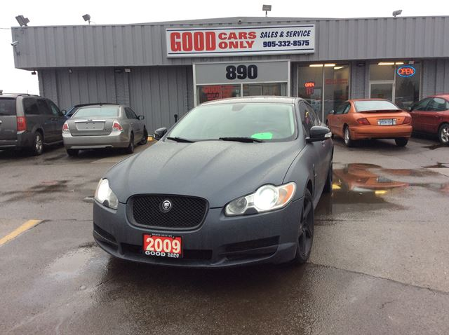 2009 JAGUAR XF Luxury in Burlington, Ontario