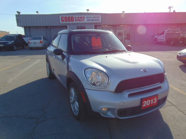 2013 MINI COOPER Countryman S ALL4 in Burlington, Ontario