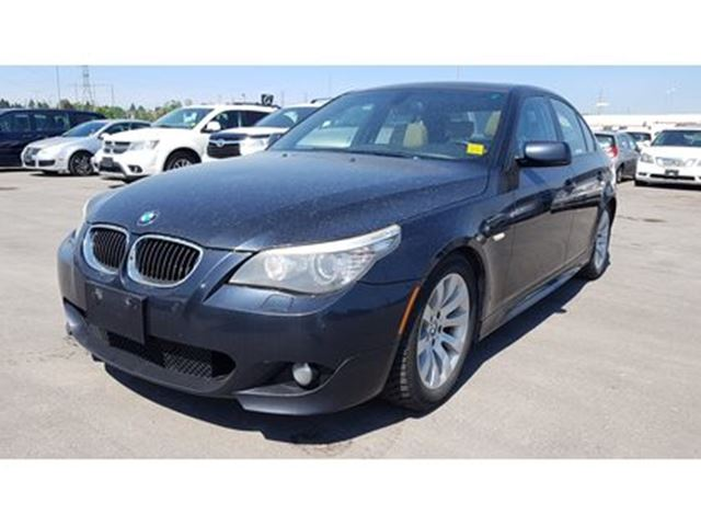 2008 BMW 5 SERIES i   Automatic in Whitby, Ontario