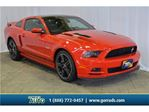 2014 Ford Mustang GT-CS/CALIFORNIA SPECIAL/LOW MILEAGE!!/LEATHER in Milton, Ontario