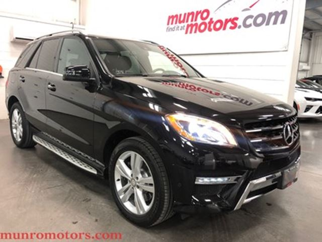 2014 MERCEDES-BENZ M-CLASS ML350 BlueTEC in St George Brant, Ontario