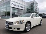 2009 Nissan Maxima 3.5 SV CVT As-Is, One Owner! in Brampton, Ontario