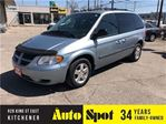 2006 Dodge Caravan SXT/ 1 OWNER/ METICULOUSLY MAINTAINED! in Kitchener, Ontario