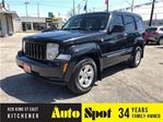 2010 Jeep Liberty Sport/LOW, LOW KMS/PRICED-QUICK SALE! in Kitchener, Ontario