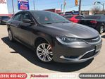 2015 Chrysler 200 Limited   NAV   V6   HEATED SEATS   CAM in London, Ontario