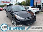 2014 Hyundai Accent GL   ONE OWNER   HEATED SEATS   BLUETOOTH in London, Ontario