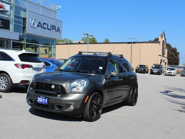 2011 MINI COOPER Countryman Base in Langley, British Columbia