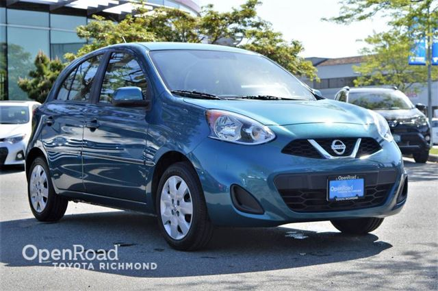 2016 NISSAN MICRA SV, Cruise Control, A/C, Bluetooth, Power Windo in Richmond, British Columbia