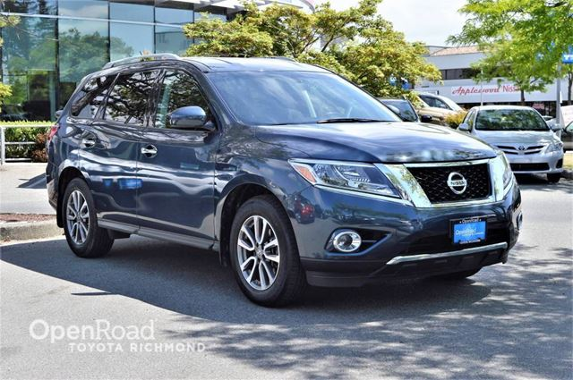 2014 NISSAN PATHFINDER SL in Richmond, British Columbia