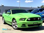 2014 Ford Mustang GT RWD A/T Convertible Bluetooth USB AUX Navi L in Port Moody, British Columbia