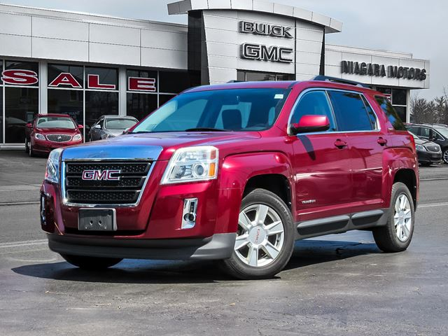 2011 GMC Terrain SLE2..ONE OWNER,..LOCAL TRADE.. in Virgil, Ontario