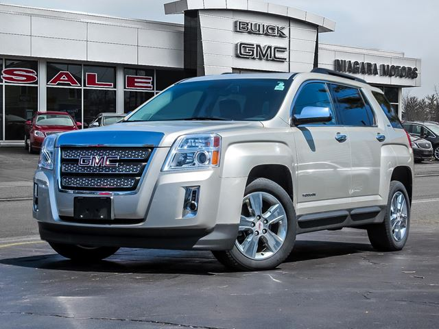 2014 GMC Terrain SLT..ONE OWNER..LOCAL TRADE..V6 in Virgil, Ontario
