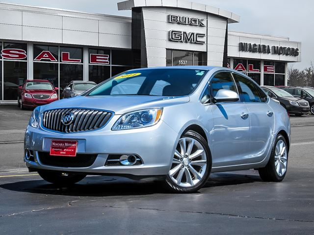 2014 Buick Verano ONE OWNER..LOCAL TRADE.. in Virgil, Ontario