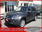 2010 Suzuki Grand Vitara JLX-L V6 4X4 LEATHER SUNROOF in Toronto, Ontario