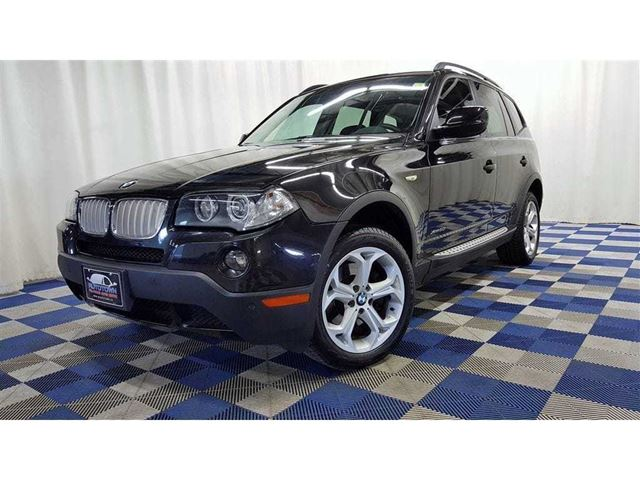 2010 BMW X3 xDrive30i AWD/LEATHER/SUNROOF/MEMORY SEATS in Winnipeg, Manitoba
