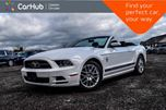 2013 Ford Mustang V6 Premium Convertible Pwr Top Bluetooth Pwr windows Pwr Locks Keyless 17Alloy in Bolton, Ontario