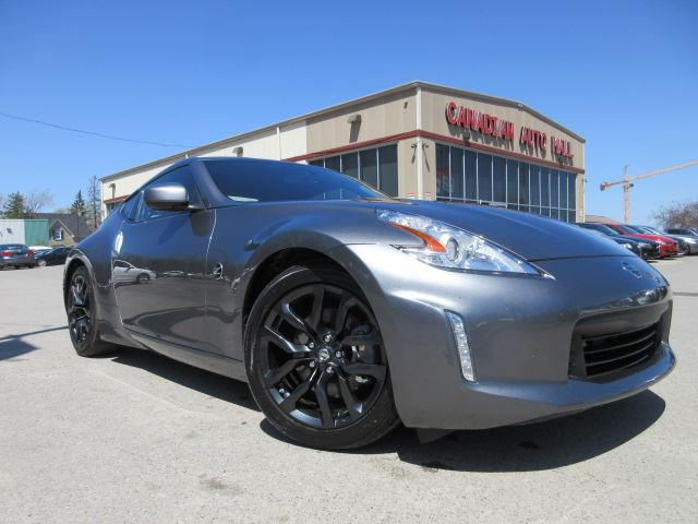 2017 NISSAN 370Z 6 SPD, A/C, ALLOYS, BT, 27K! in Stittsville, Ontario