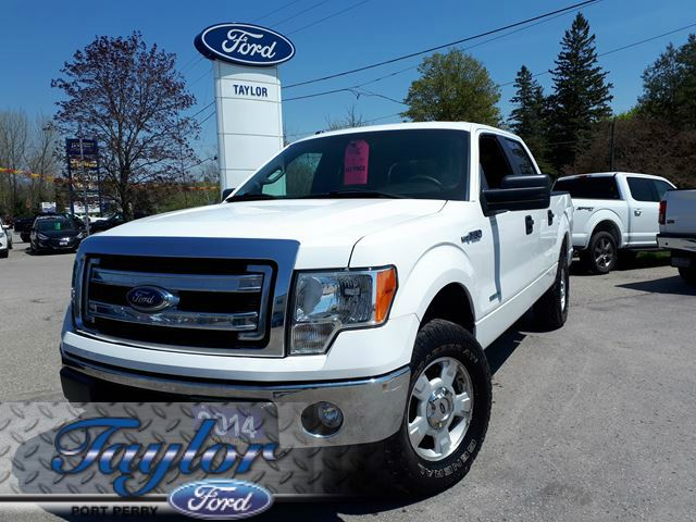 2014 Ford F-150 XLT *V6* *4x4* *SUPERCREW* in Port Perry, Ontario