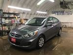 2017 Hyundai Accent GL*PHONE CONNECT*HEATED FRONT SEATS*KEYLESS ENTRY* in Cambridge, Ontario