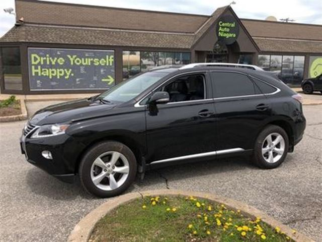 2013 LEXUS RX 350 AWD / MOONROOF / LEATHER / POWER HATCH in Fonthill, Ontario