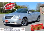 2010 Chrysler Sebring Touring Converible A/C PWR GRP ALLOYS LOADED in Ottawa, Ontario